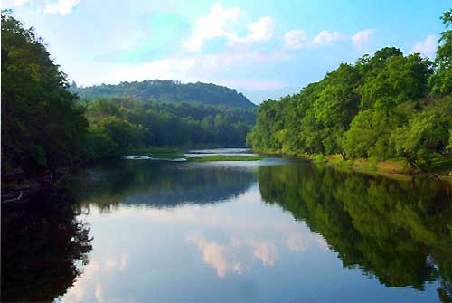 The Greenbrier River